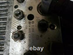 Mercedes R230 Sl500 E55 Sbc Brake Anti Lock Pompe Hydraulique Abs 0054319712 Oem