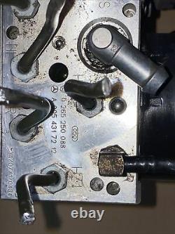 Mercedes W211 E350 E500 Sl500 Sbc Frein Anti Lock Pompe Hydraulique 0054317212 Oem