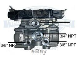 Meritor Wabco Abs Valve Et Ecu R955320 Tcs2 Pour Freins De Remorque Absanti-lock