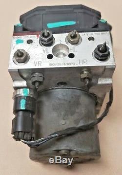 Module Anti-blocage De Pompe De Frein Abs 1999 2000 2001 Bmw 740il V8 9893