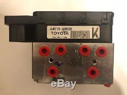 Module De Freinage Antiblocage Pour Actionneur Abs 44510-48080 Lexus Rx450h Hybride