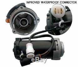 Nouveau Abs Antiblocage Pompe De Frein Moteur Électrique Convient 91-95 Terrain Range Rover Stc885