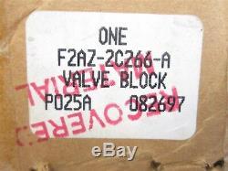 Nouveau Oem Ford Abs Valve Bloc Frein F2az-2c266-a Crown Victoria Marquis 1992-1993
