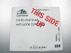Nouvelle De Box Oem Ford E9sc-2c219-aa Antiblocage De Freins Abs Module De Commande Ecu