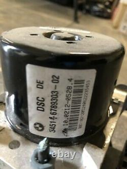Oem 07-11 Bmw E90 E91 E92 E93 Abs Pompe Antiblocage 328i 335i