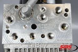 Oem Anti-serrure Oem De Pompe De Frein Hydraulique De Mercedes W211 E320 Sl500 Sbc Abs 0054319712