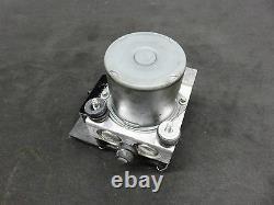 Orig. Audi A6 4f Abs Bloc Steuergerät Acc Hydraulikblock 4f0910517c 4f0614517c