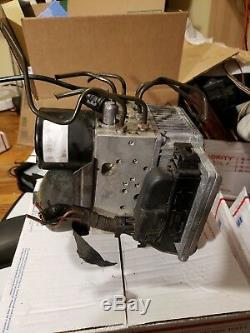 Pompe Abs D'antiblocage De Frein De Mercedes W211 E500 Sl500 Sbc Hydraulique Oem 0054317912