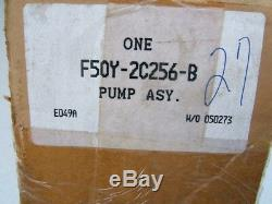 Pompe De Frein Abs Antiblocage Neuve Oem Oem Ford Abs F50y-2c256-b 95-97 Continental