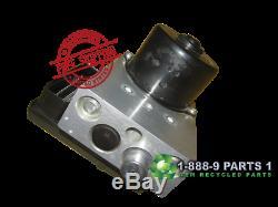 Pompe De Freinage Antiblocage Abs Avec Module 05 06 07 Toyota Sequoia 44500-0c070 # L403b51