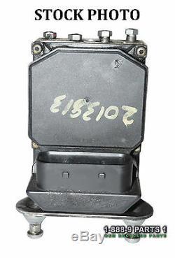 Pompe En Abs Avec Module 02 03 Frein Antiblocage Dodge Sprinter 2500 0004456489 L330e3
