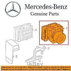 Pour Unité Hydraulique Oes De Pompe De Frein Abs Antiblocage Pour Mercedes W204 C300 C350 Glk350 Abs