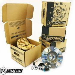 Roulement De Roue Kryptonite Pour 1999-2007 Chevy/gmc 3500hd Roues Arrière Doubles