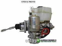 Servofrein Abs Anti-blocage Maître-cylindre De Pompe 2011 Toyota Fj Cruiser L329c45
