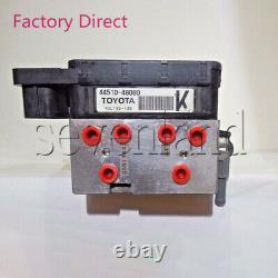 Sl44510-48080 Abs Pompe Anti-lock Brakeactuator Highlander Hybride Pour Lexusrx450h