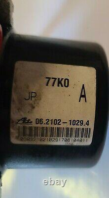 Suzuki Grand Vitara Abs Pompe Frein Antiblocage 06.2109-5329.3 06.2619-3142.1 4x2