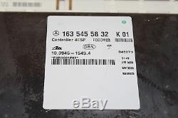 Système De Freinage Antiblocage De Module Mercedes-benz Ml320 Ml430 2000-2001 Pour Abs