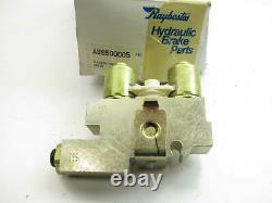 Vanne De Modulation De Frein Antiblocage Abs Raybestos Abs500005