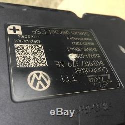 Vw Abs Pompe 1k0 614 517 907 379 1k0 Be Eos Ae Anti Module De Verrouillage De Frein Oem 2009