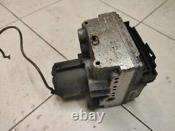 Vw T4 Abs-block Steuergerät Hydraulikblock 701 614 111 D 701614111d
