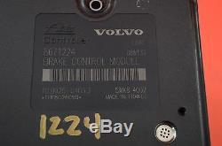 Yc # 7 02-06 Module De Freinage Antiblocage Abs Volvo S60 S80 V70 Xc70 Xc90 8671224